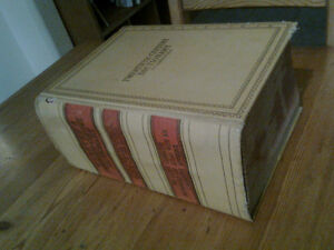 Webster's 1938 Twentieth-Century Dictionary