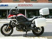 HONDA VFR1200X 10068mls 18 plate. 1 owner, full luggage. Great condition