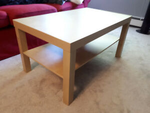 Free IKEA coffee table