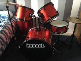 Impact Drum Kit (5 Piece)