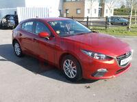 2015 Mazda 3 SE Auto 2.0 DAMAGED REPAIRABLE SALVAGE
