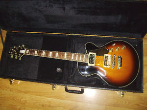 Ibanez Electric guitar w/ Upgrades