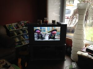 Free TV and stand London Ontario image 1