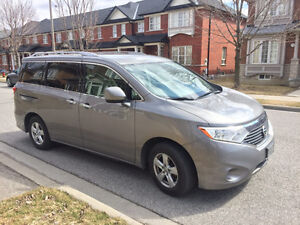 **STOP**2013 Nissan Quest *SV*Accident Free*Van