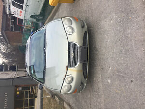 2000 Chrysler 300-Series Sedan
