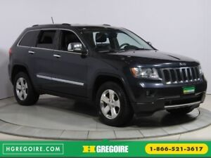 2012 Jeep Grand Cherokee LIMITED 4X4 CUIR TOIT NAV MAGS