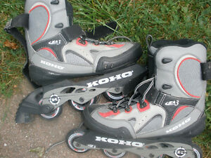 Koho Rollerblades Like New Size 8