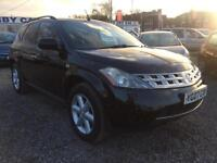 2007 NISSAN MURANO 3.5 V6 5dr CVT LEATHER AUTO SERVICE HIST