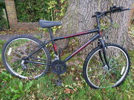 """BICYCLE, 17"""" frame, Fully working and ready to ride, collection from c"""
