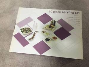 10 piece servicing set ---$35 Alexandria Inner Sydney Preview