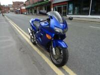 2001/Y Honda VFR800 with only 16023 miles