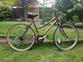 "Ladies 26"" Mountain bike"