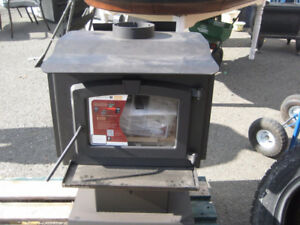 New - High Efficiency Wood Stove