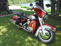 1999 Harley- Davidson Electra Glide  Ultra Classic with Trailer