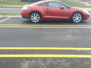 2006 Mitsubishi eclipse GT for sale or trade