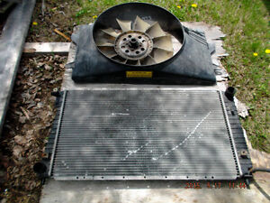 Ford 2000  F150  Rad -Fan and shroud for sale