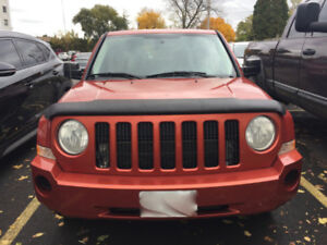 2009 Jeep Patriot 4x4 North Edition