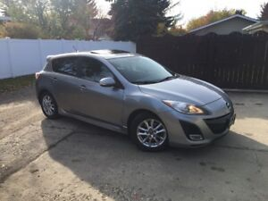 2010 Mazda 3 GTE Sport with Auto Transmission