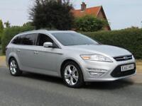2013 Ford Mondeo 1.6 TDCi Eco TITANIUM X BUSINESS EDITION 5DR ** 135,000 MILE...