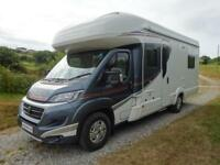 Auto Trail Tracker RB Automatic 4 berth lo line motorhome with Island bed