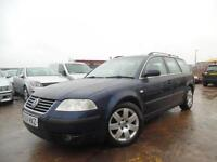 VW PASSAT 1.9 TDI PD SPORT AUTO ESTATE ONE OWNER FULL SERVICE