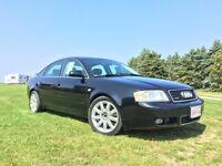 Audi a6 2.7 biturbo 6 spd manual