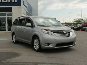 2011 Toyota Sienna Limited AWD A/C TOIT DOUBLE CUIR DVD MAGS BLU