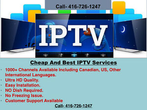Cheap And Best IPTV Service-Watch 1000+ Live Stable TV Channels