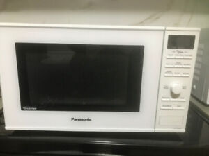 Newer Panasonic 1200W Microwave - $70 (Richmond)