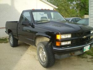 94 chevy shortbox fleetside 4x4
