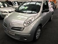 2006 NISSAN MICRA 1.2 S From GBP2450+Retail package.