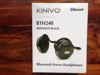 Brand new Kinivo Wireless Bluetooth Headphones