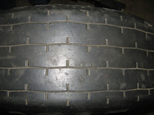 Centreline aluminum front drag wheels and Goodyear tires, 15 in London Ontario image 3