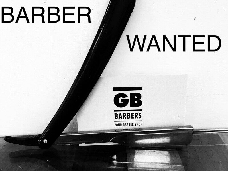 Experienced Barber