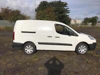 Peugeot Partner L2 716 S 1.6 Hdi 92 Crew Van EURO 5 DIESEL MANUAL WHITE (2014)