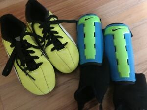 Youth size 12 Soccer Cleats