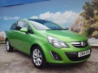 2014 VAUXHALL CORSA EXCITE AC 1.2 HATCHBACK PETROL
