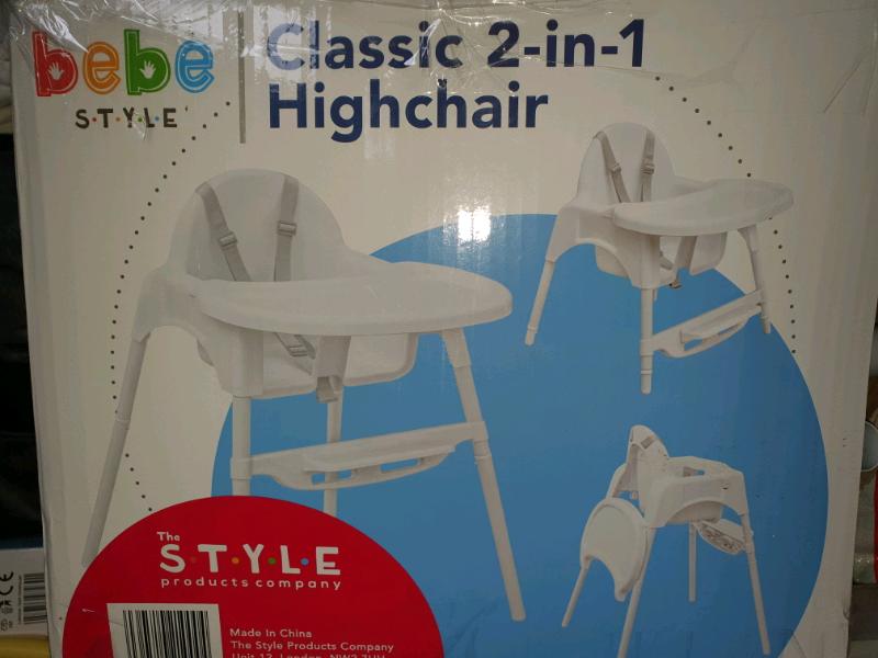 Baby high chair | in Forfar, Angus | Gumtree