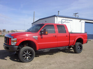 BAILIFF ONLINE AUCTION 2009 Ford F-350 FX4 4X4