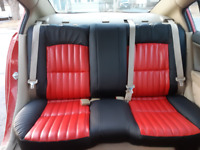 Re-upholstery service - no job too small!