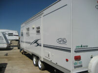 26 ft  Bunk model with large slide by R- Vision