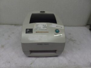 used Zebra TLP-Z 2844 Barcode Label Thermal Printer USB/Parallel