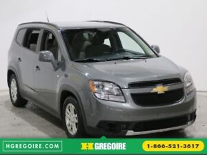 2012 Chevrolet Orlando 1LT 7 PASSAGERS AUTO MAGS A/C GR ELECT BL