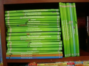 LEAP FROG TAG/LEAPREADER BOOKS FOR CHILDREN (3)