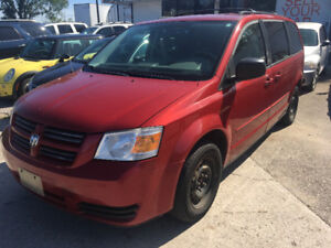 2009 Dodge Caravan Certified 3900$ pls tax