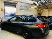 2014 BMW 3 Series 3.0 330d M Sport Touring Sport Auto 5dr (start/stop)