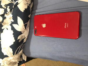 64GB Red IPhone 8 Plus Like New GREATCONDITION