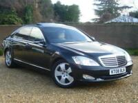 2008 08, Mercedes-Benz S320 3.0TD 7G-Tronic LONG WHEEL BASE + STUNNING COMBO