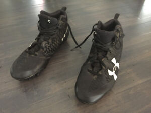 """Under Armour Nitro Select Cleats """"Football""""  Size 12"""