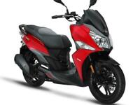 SYM JET 14 125 cc LC Automatic Scooter Learner Legal Large Maxi For Sale